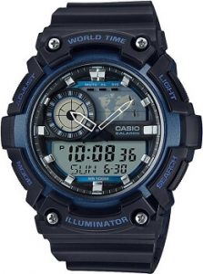 Casio AD211 Youth Combination Watch - For Men
