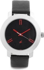 Fastrack 3120SL02 Bare Basic Analog Watch - For Men