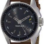Fastrack Black Magic NE3089SL05 Analog Black Dial Men's Watch -