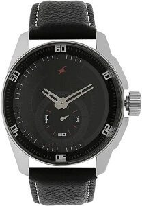 Fastrack NG3089SL04 Black Magic Watch - For Men