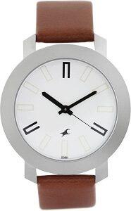 Fastrack NG3120SL01C Bare Basic Analog Watch