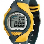 Sonata NH87011PP04 Digital Watch for Women