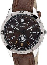 Timex Fashion Analog Multi-Color Dial Men's Watch - TI000U90300