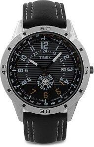 Timex TI000U90100 Fashion Analog Watch for Men