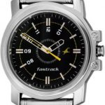 Fastrack NG3039SM02 Basics Analog Watch for Men