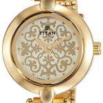Titan Analog Multi-Colour Dial Women's Watch 2521YM03