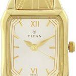 Titan NH2488YM02 Analog Watch for Women