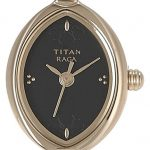 Titan Raga Analog Black Dial Women's Watch NE2370YM04
