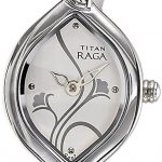 Titan Raga Analog White Dial Women's Watch NE2455SM01