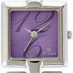 Titan Youth Analog Purple Dial Women's Watch NE2484SL03