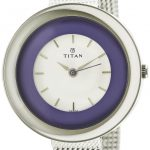 Titan Youth Analog White Dial Women's Watch NE2482SM01