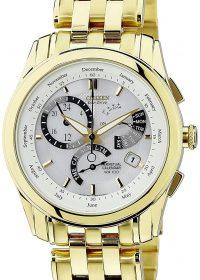 Citizen Analog White Dial Men's Watch - BL8006-58A