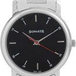 Sonata NH7987SM04CJ Analog Watch - For Men