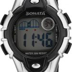 Sonata NH87012PP04 Watch - For Men