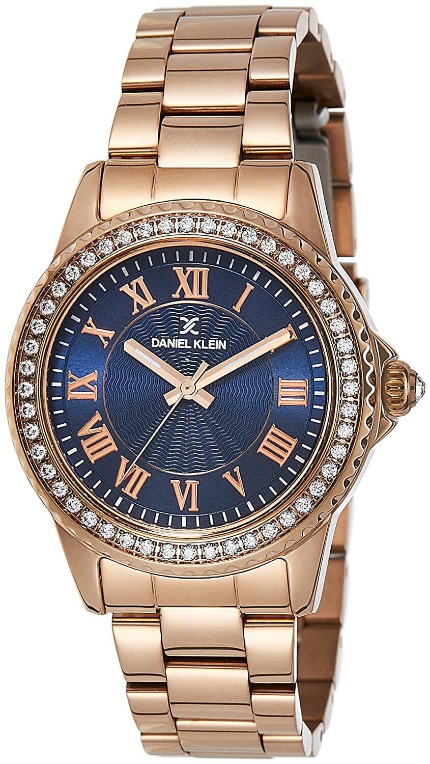 Daniel klein watches for women up to 50 off watchista for Watches for women