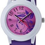 Sonata NF8992PP03J Analog Purple Dial Women's Watch