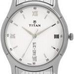 Titan NH1636SM02 Analog Watch - For Men