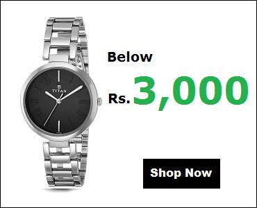 Titan Watches For Women Below 3000