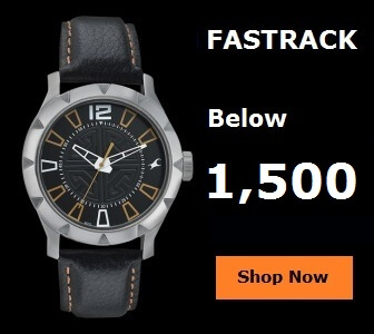 Fastrack Watches Below 1500