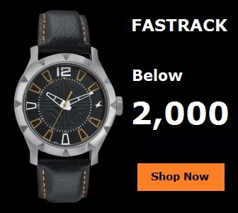 fastrack watches for below 2000 rupees dec 2017