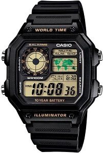 Casio D098 Youth Series Watch - For Men
