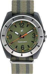 Fastrack 9298PV09 Trendies Watch - For Men
