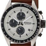 Fossil Chronograph CH2882 Silver Dial Men's Watch