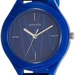 Sonata 87023PP02 Color Pop Analog Blue Dial Girls Watch