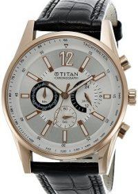 Titan Octane NC9322WL01A Chronograph Multi-Color Dial Men's Watch