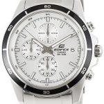Casio Edifice EFR-526D-7AVUDF Chronograph White Dial Men's Watch