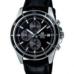 Casio Edifice EFR-526L-1AVUDF Chronograph Black Dial Men's Watch