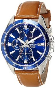 Casio Edifice EFR-546L-2AVUDF Analog Blue Dial Men's Watch