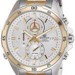 Casio Edifice EFR-547SG-7A9VUDF Analog White Color Men's Watch