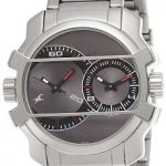 Fastrack 3098SM01 Midnight Party Analog Grey Dial Men's Watch