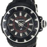 Fastrack NE9334PP02J Analog Black Dial Men's Watch