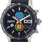Diesel End of Season Chronograph Black Dial Men's Watch - DZ4331