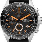 Fossil CH2647 Decker Watch - For Men