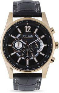 Titan NC9322WL02 Octane Watch - For Men