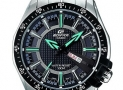 Casio Edifice Analog Black Dial Men's Watch – EF-130D-1A2VDF