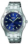 Casio Enticer Analog Blue Dial Men's Watch – MTP-1243D-2AVDF