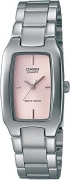 Casio Enticer Analog Pink Dial Women's Watch – LTP-1165A-4CDF
