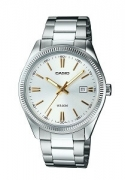 Casio Enticer Analog Silver Dial Men's Watch – MTP-1302D-7A2VDF