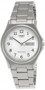 Casio Enticer Analog White Dial Men's Watch – MTP-1240D-7BDF