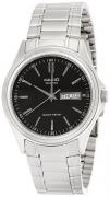 Casio Enticer Analog Black Dial Men's Watch – MTP-1239D-1ADF
