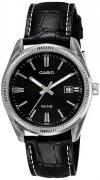 Casio Enticer Analog Black Dial Men's Watch – MTP-1302L-1AVDF