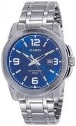 Casio Enticer Analog Blue Dial Men's Watch – MTP-1314D-2AVDF