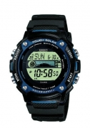 Casio Youth Digital Digital Black Dial Men's Watch – W-S210H-1AVDF