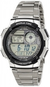 Casio Youth Digital Multi-Color Dial Men's Watch – AE-1000WD-1AVDF