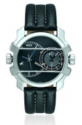 Fastrack Midnight Party Analog Black Dial Men's Watch – 3098SL01