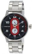 Fastrack Analog Grey Dial Men's Watch – 3159SM01